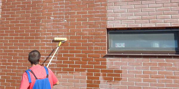 Как убрать высолы и влагу с фасада вашего дома.