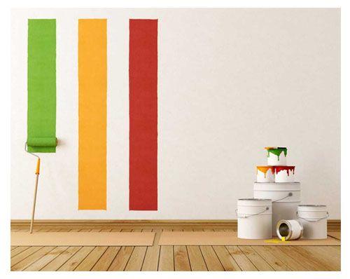 водоэмульстонные краски для стен и потолков