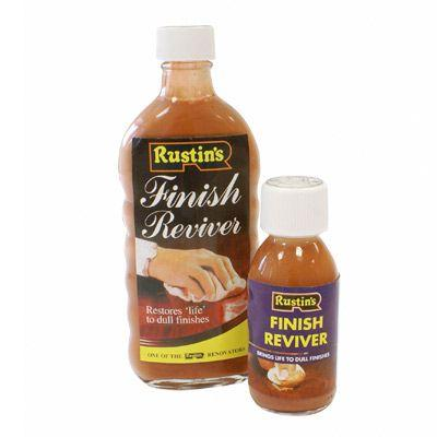 Rustins Finish Reviver - Восстановитель покрытия