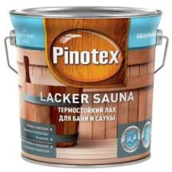 Pinotex Lacker Sauna - Термостойкий лак