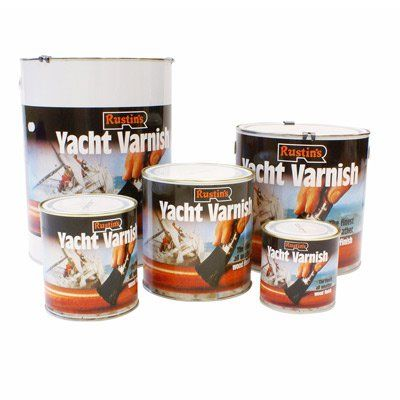 Rustins Yacht Varnish – Яхтный лак