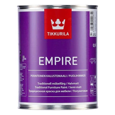 Tikkurila Empire - краска для мебели