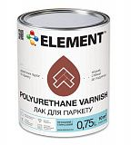 Element Polyurethane Varnish - Лак для паркета